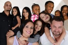 multi-culti family