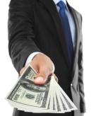 business men w:money